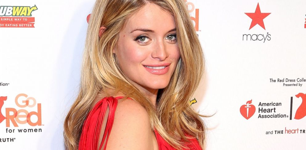 PHOTO: Daphne Oz attends the Go Red For Women - The Heart Truth Red Dress Collection during Mercedes-Benz Fashion Week Fall 2014 at The Theatre at Lincoln Center in New York, Feb. 6, 2014.