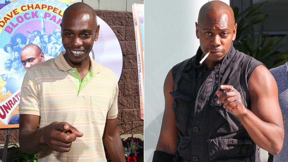 > Dave Chappelle Reveals Shockingly Buff New Look - Photo posted in The TV and Movie Spot | Sign in and leave a comment below!