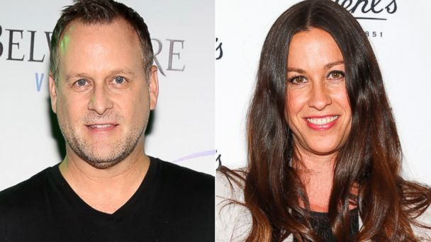 GTY dave coulier alanis morissette sk 140606 16x9 608 Dave Coulier Now Denies Alanis Morissettes You Oughta Know Is About Him