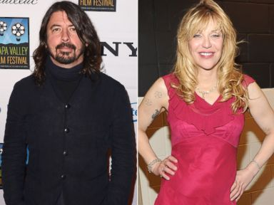 Courtney Love Ends Her 20-Year Feud with Dave Grohl