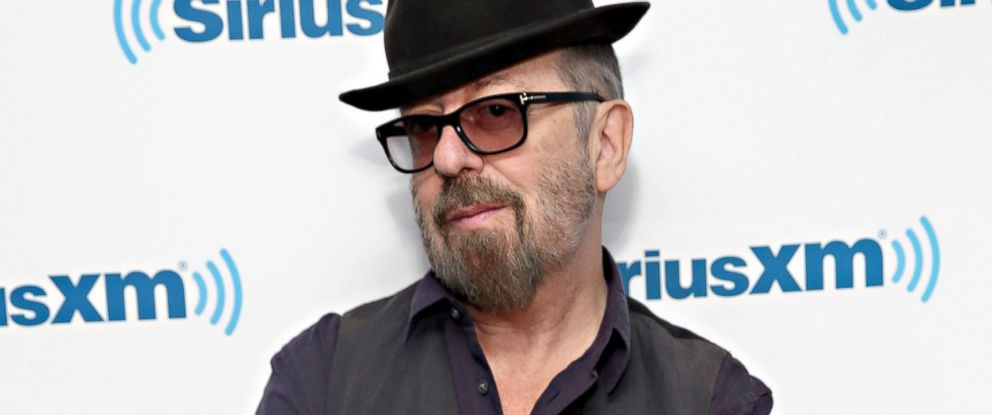 PHOTO: Musician Dave Stewart visits the SiriusXM Studios, Feb. 9, 2016, in New York City.