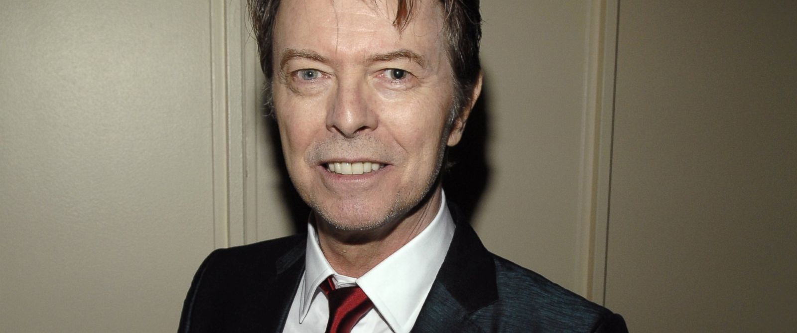 PHOTO:David Bowie is seen at an event in this file photo, April 26, 2007.