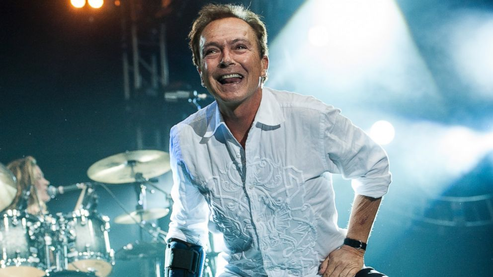 PHOTO: In this file photo, David Cassidy performs on Nov. 9, 2012 in Birmingham, U.K.