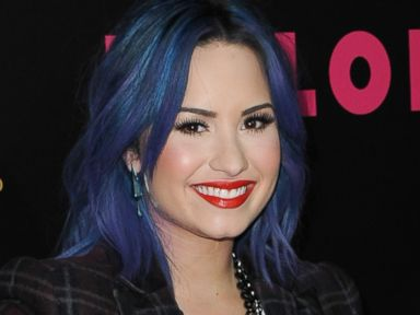 PHOTO: Demi Lovato attends NYLON Magazines December Issue Celebration in West Hollywood, Calif.