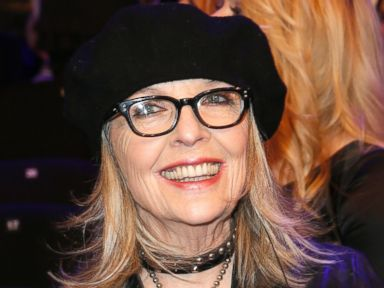 PHOTO: Diane Keaton attends the Goldene Kamera 2014 at Tempelhof Airport on Feb. 01, 2014, in Berlin, Germany.
