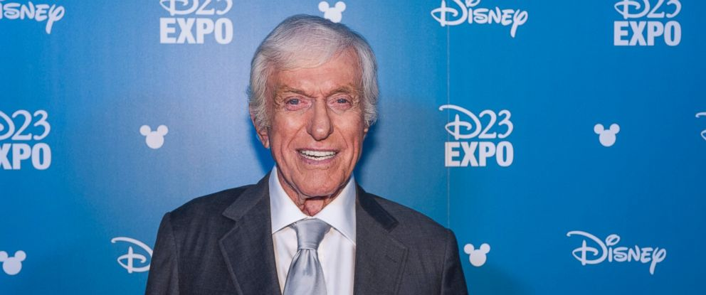 PHOTO: Dick Van Dyke attends D23 EXPO, Aug. 14, 2015 in Anaheim, Calif.