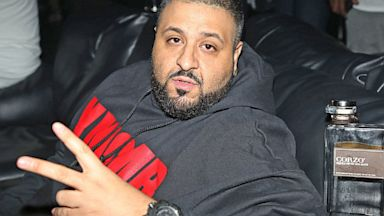 PHOTO: DJ Khaled attends the Greenhouse New York Super Bowl XLVII Kick Off Party at the Eiffel Society,  Feb. 1, 2013 in New Orleans.