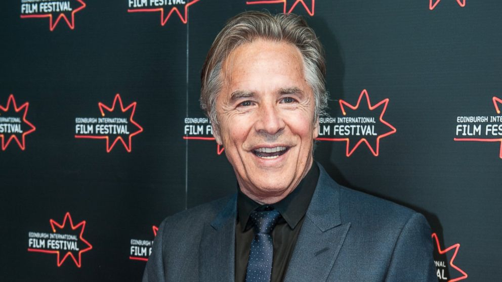 PHOTO: Don Johnson attends Cold in July Gala Screening at Cineworld during the Edinburgh International Film Festival on June 20, 2014 in Edinburgh, Scotland.