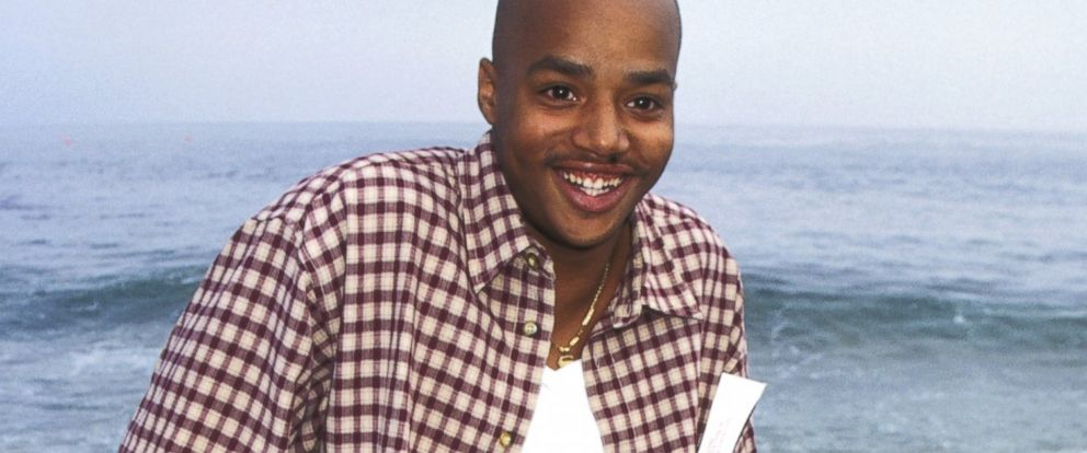 "PHOTO: Donald Faison during the ""Clueless"" Premiere and Beach Party at Leo Carillo Beach in Malibu, Calif., July 7, 1995."