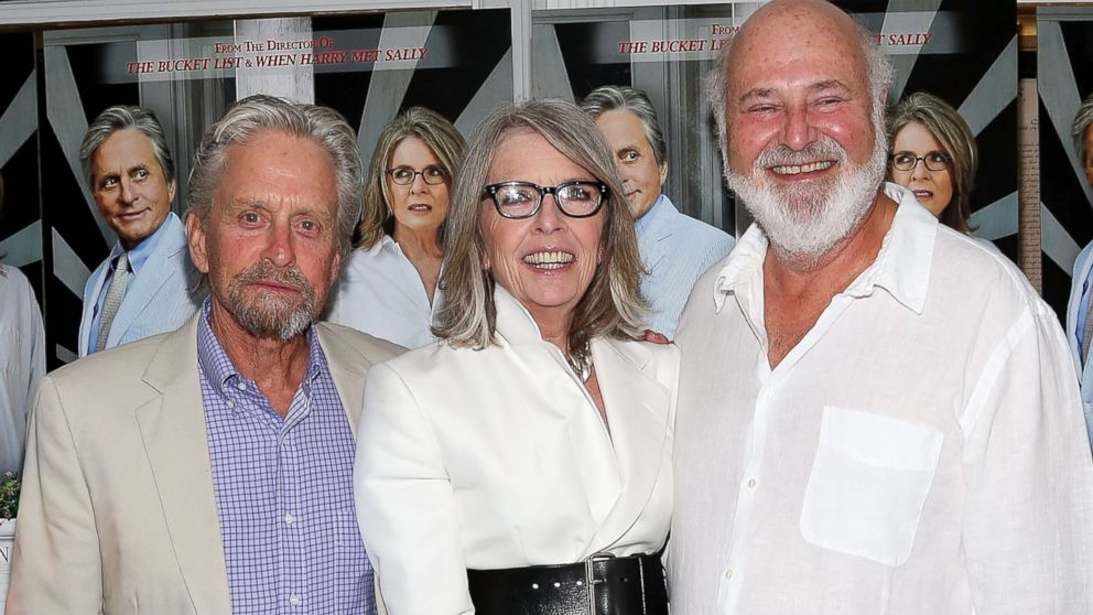 Diane Keaton and michael douglas