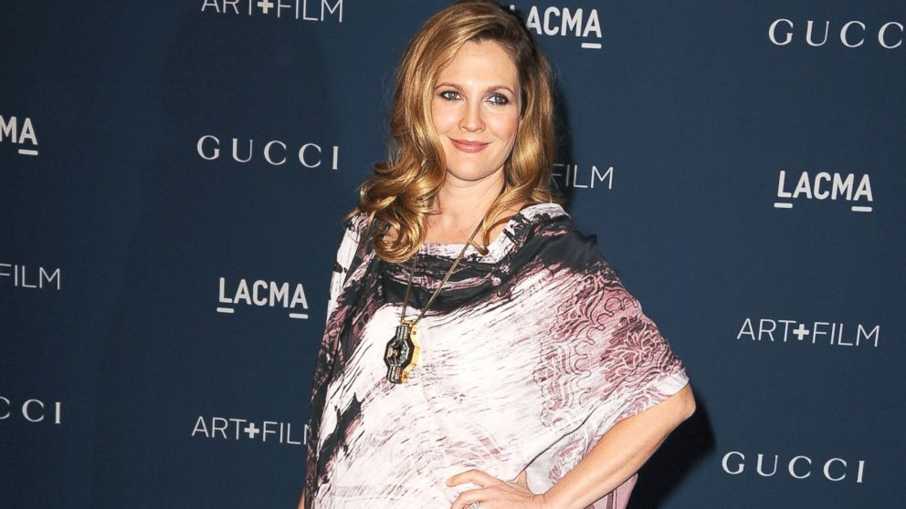 PHOTO: Drew Barrymore arrives at the LACMA 2013 Art + Film Gala, Nov. 2, 2013, in Los Angeles.