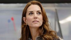 Princess Kate Attends the Americas Cup World Series