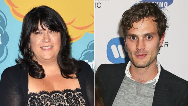 GTY el james jamie dornan sr 131025 16x9 608 Its Official   E. L. James Confirms Jamie Dornan for Fifty Shades of Grey