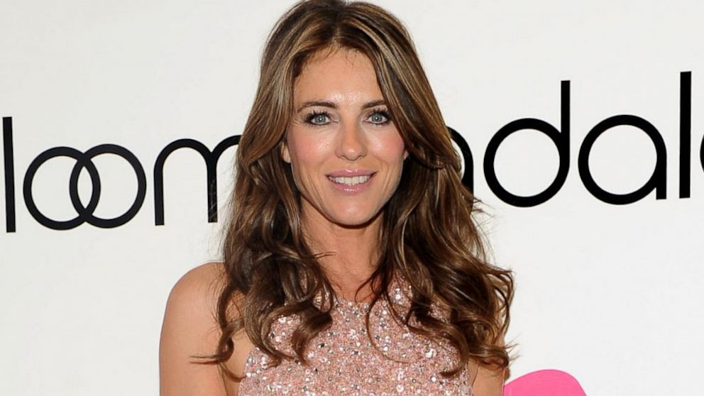 PHOTO: Elizabeth Hurley