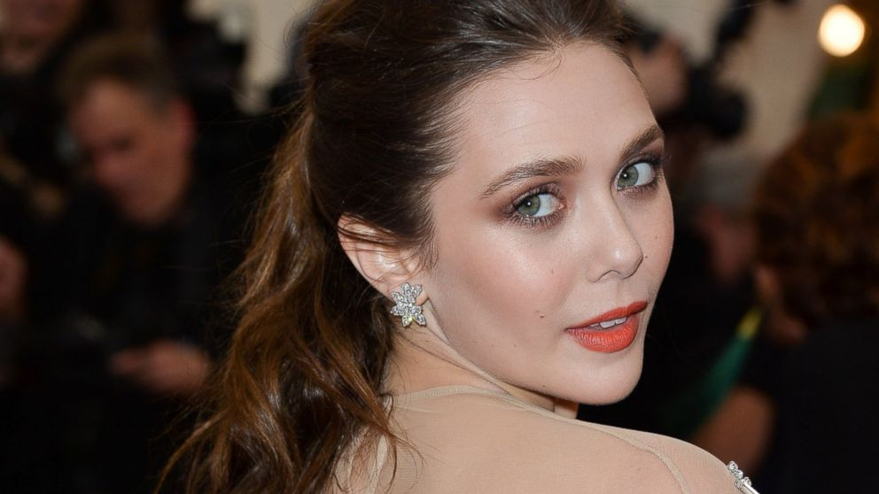"PHOTO: Elizabeth Olsen attends the ""Charles James: Beyond Fashion"" Costume Institute Gala at the Metropolitan Museum of Art, May 5, 2014 in New York City."