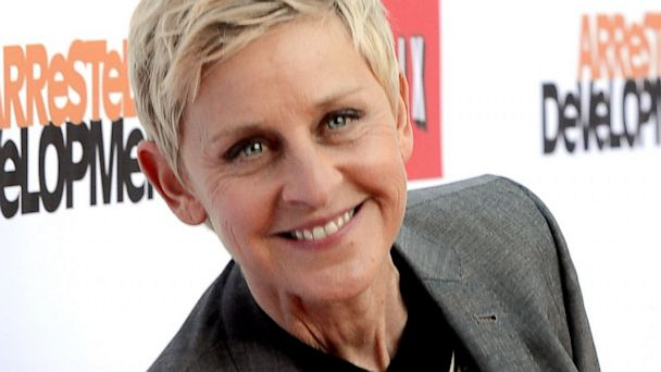 PHOTO: Comedienne Ellen Degeneres