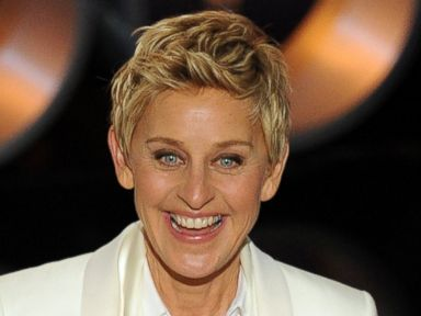 Ellen DeGeneres Tops Out Magazine's Power 50 List