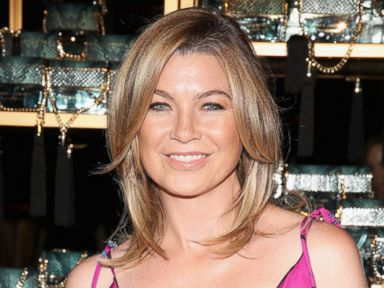 PHOTO: Ellen Pompeo attends Marc Jacobs celebrates Divine Decadence, July 21, 2016 in Los Angeles.