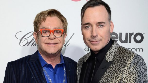 GTY elton john david furnish jtm 140331 16x9 608 Elton John, David Furnish Set Wedding Date