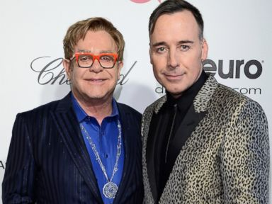 Elton John, David Furnish Set Wedding Date