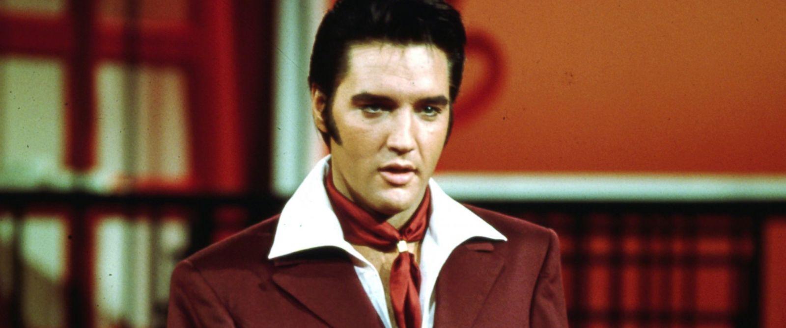 PHOTO: Elvis Presley is pictured circa 1970.