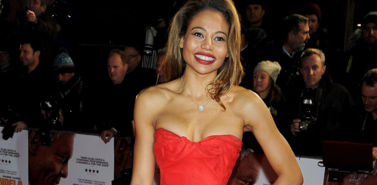 PHOTO: Emma McQuiston will make history when she becomes Britains first black marchioness.