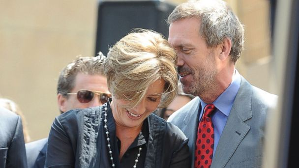 GTY emma thompson hugh laurie v jtm 131205 16x9 608 Emma Thompson Talks Nannies, Dating Dr. House