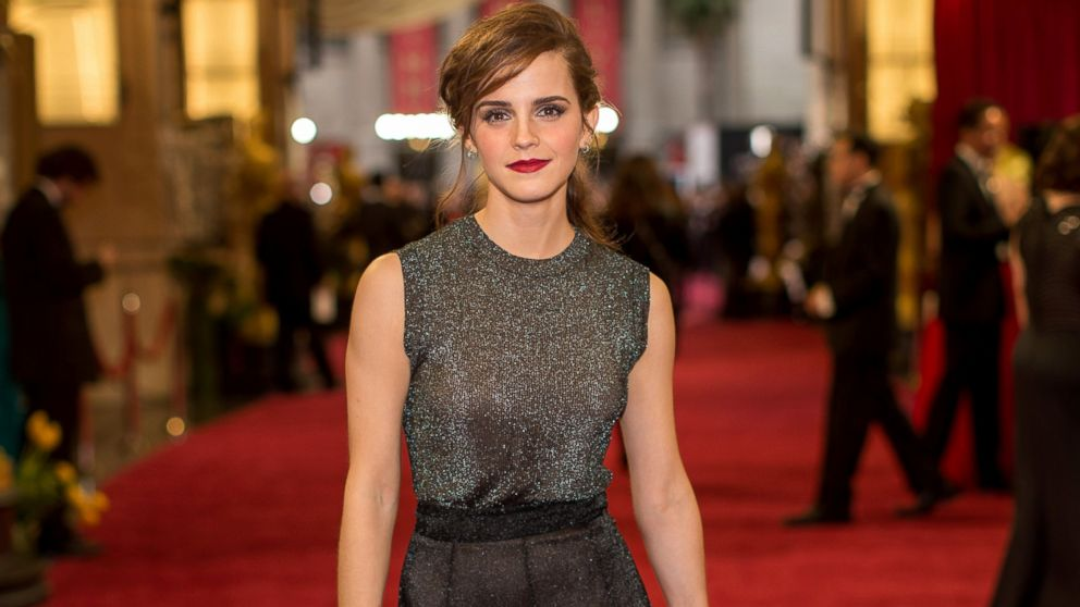 Emma Watson Looks Royal on the Red Carpet