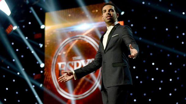 GTY espy drake jef 140717 16x9 608 2014 ESPY Awards: 5 Top Moments