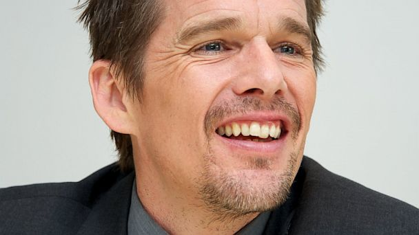 GTY ethan hawke dm 130819 16x9 608 Ethan Hawke: I Had No Business Taking Vows With Uma Thurman