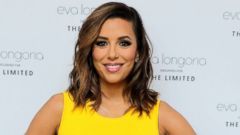 Eva Longoria Makes a Sunny Appearance in New York City