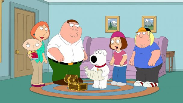 GTY family guy sr 131125 16x9 608 Family Guy Kills Brian the Dog