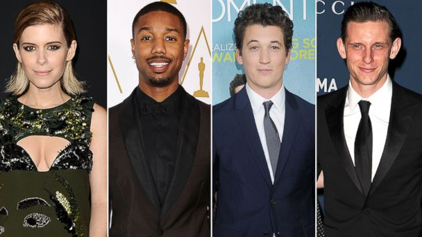 GTY fantastic four cast jtm 140221 16x9 608 The Fantastic Four Cast Revealed?