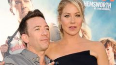 Christina Applegate and David Faustino Have a Married WIth Children Reunion