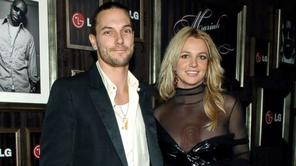 PHOTO: Kevin Federline and Britney Spears attend the Grammy after party sponsored by LG in Hollywood, Calif., Feb. 8, 2006.
