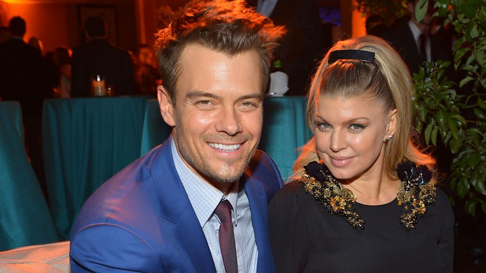 PHOTO: Actor Josh Duhamel, and Fergie