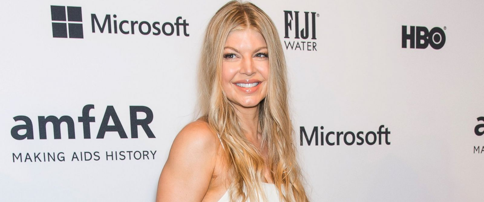 PHOTO: Fergie Duhamel attends the amfAR Inspiration Gala New York 2014 at The Plaza Hotel in this June 10, 2014, file photo in New York City.
