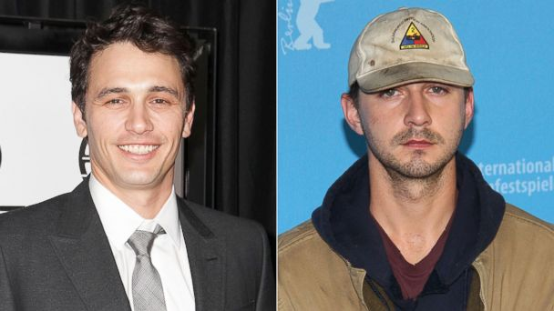 GTY franco labeouf kab 140220 16x9 608 James Franco Empathizes with Shia LaBeouf