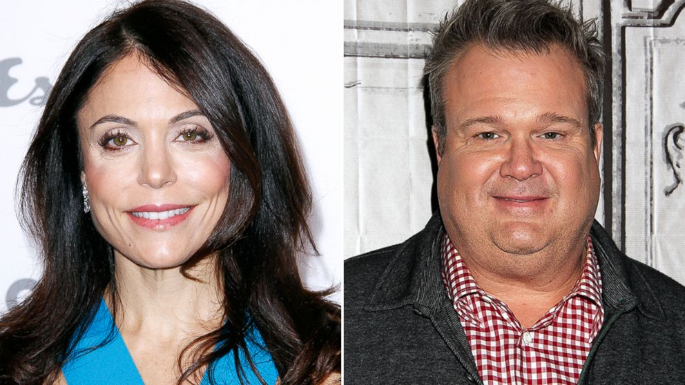 Bethenny Frankel Dating Eric Stonestreet? - Dan's Papers