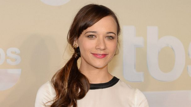 PHOTO: Rashida Jones attends the TBS/TNT Upfront 2014 at The Theater at Madison Square Garden in this May 14, 2014, file photo in New York City.