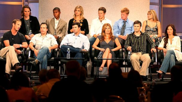 "PHOTO: The cast and crew of ""Friday Night Lights"" attend the 2006 Summer Television Critics Association Press Tour for the The NBC Network at the Ritz-Carlton Huntington Hotel in Pasadena, Calif., July 22, 2006."