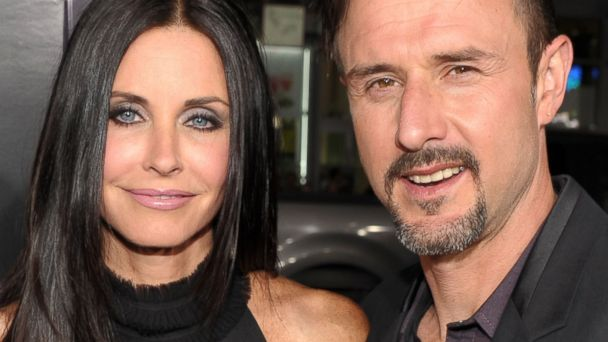 PHOTO: Courteney Cox and David Arquette