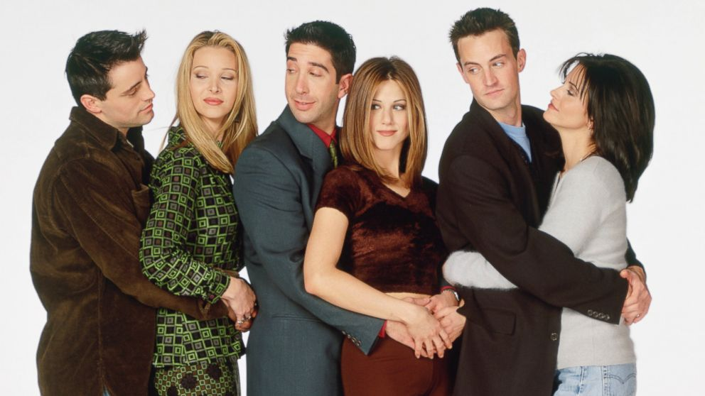 Matt Leblanc Friends Reunion