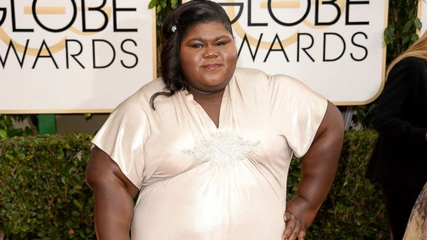 GTY gaborey sidibe jef 140114 16x9 608 Gabourey Sidibe Bites Back at Golden Globes Haters