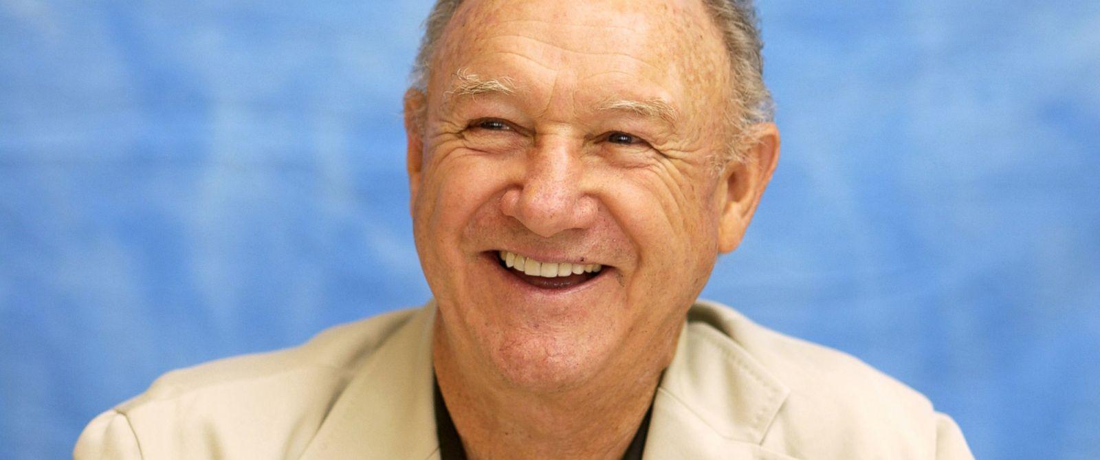 Gene Hackman Is  Alive...
