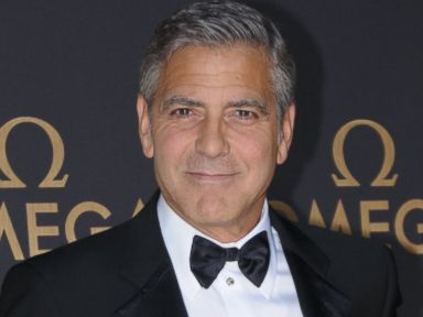 George Clooney on Fiancee Amal Alamuddin: 'I'm Marrying Up'
