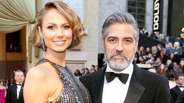 GTY george clooney kiebler nt 130708 16x9 608 George Clooney and Stacy Keibler Split