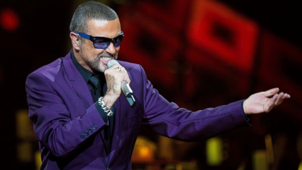 PHOTO: George Michael is pictured on Sept. 29, 2012 in London, England.