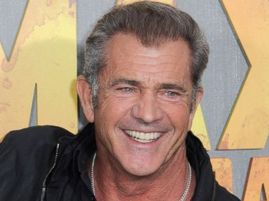 Photos:  Mel Gibson Makes a Surprise Appearance at the 'Mad Max' Premiere
