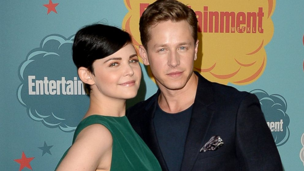 PHOTO: Ginnifer Goodwin and Josh Dallas attend Entertainment Weeklys Annual Comic-Con Celebration at Float at Hard Rock Hotel San Diego, July 20, 2013, in San Diego.